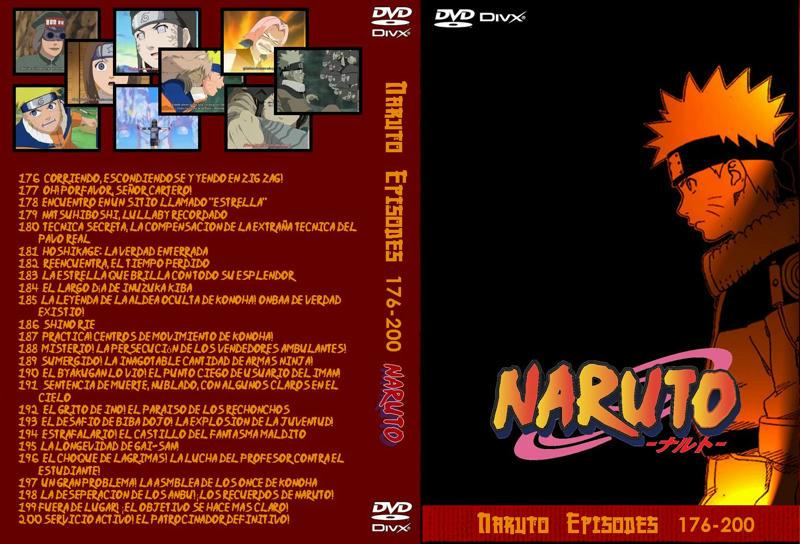 Naruto Temporada 1 Ala 9 Audio Latino + Ovas  (MF) mediaf