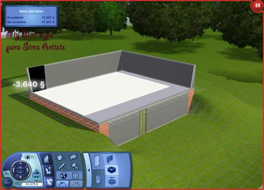Tutorial sobre cimientos  [Los Sims 3] [Dificultad: media] 345f7e496df86d90493a045db26d54414g