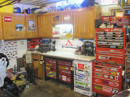 Today Show Man Cave Contest : Show me your man cave