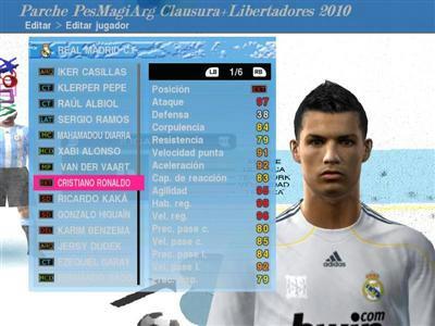 Nuevo parche Clausura Argentino+ Libertadores y Sudamericana 2010 - Página 2 39ea622ae3f4a6d9b0dc7a31b07bdc854g