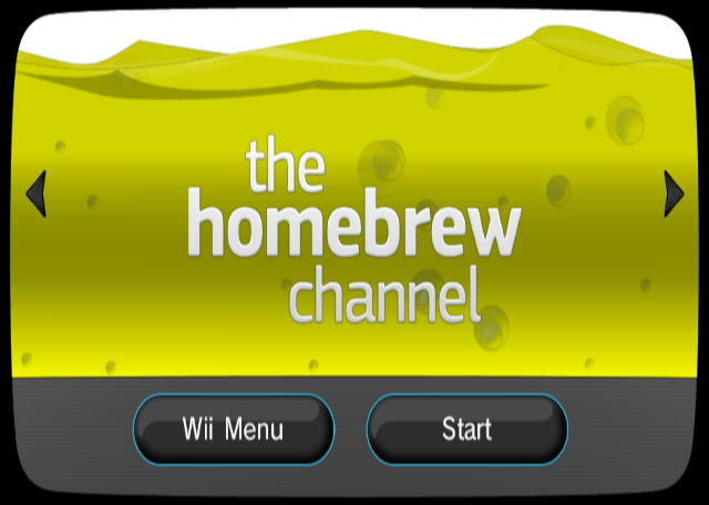 how to make homebrew channel apps into channels