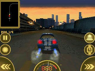 samsung omnia need for speed