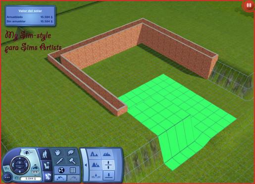 Tutorial sobre cimientos  [Los Sims 3] [Dificultad: media] 464175da7b57efb4364ba284d4a719c54g