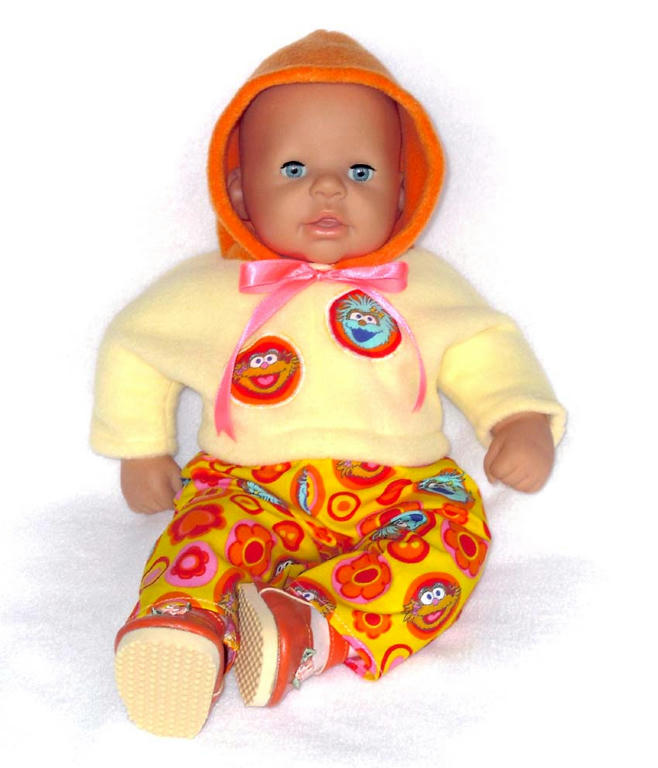 Sesame Street Rosita Born Chou Annabell Dolls Clothes | eBay