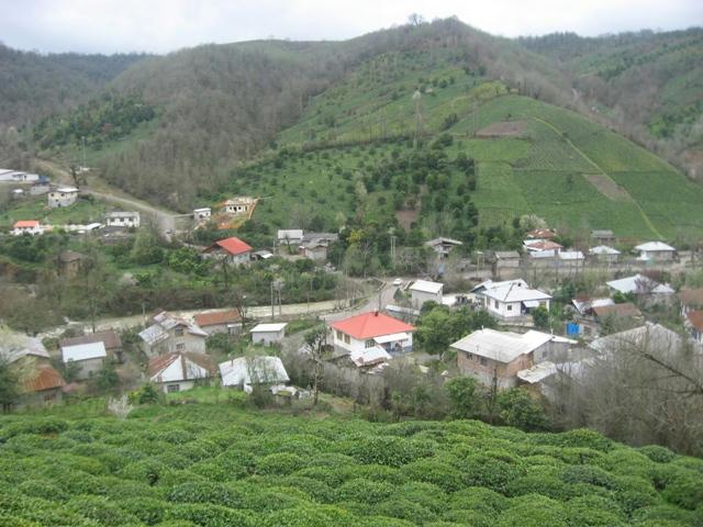 روستای پلتان