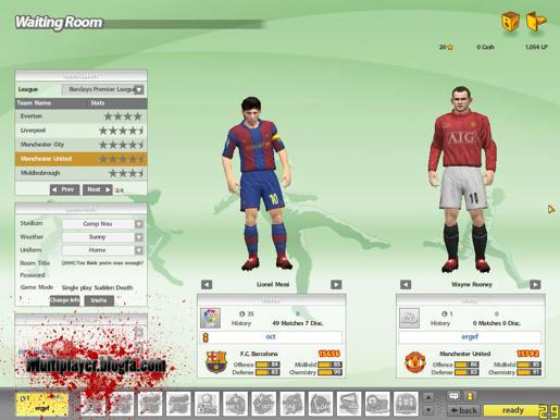 بازی آنلاین چند نفره رایگان FIFA ONLINE 2