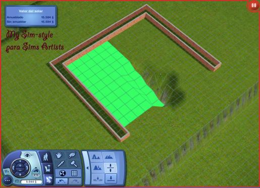 Tutorial sobre cimientos  [Los Sims 3] [Dificultad: media] 5b3768f8420bcd0b6a572364e84262ce4g