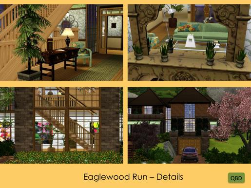 Eaglewood Run, design details