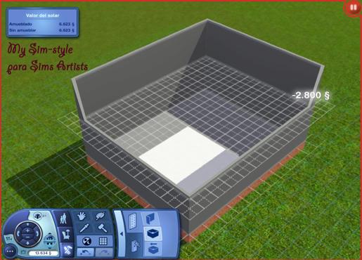 Tutorial, 1ª Parte: Cómo hacer una entreplanta [Los Sims 3] [Dificultad: media] 6d7b103933e5576707f34ee0621d422e4g