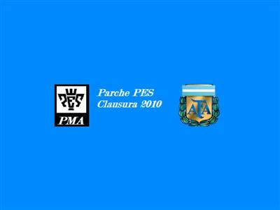 Nuevo parche Clausura Argentino+ Libertadores y Sudamericana 2010 76cc195d5c1dba4aa1746a0f8c653a8e4g
