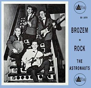 Astronauts - Brozem Rock