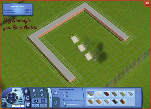 Tutorial sobre cimientos  [Los Sims 3] [Dificultad: media] 777838e39b405c0c591a94bbc13e02a64g