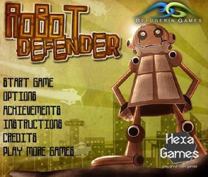 Robot Defender