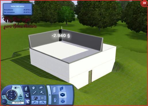 Tutorial: Cimientos en el techo [Los Sims 3] [Dificultad: media] 7dbede2ad19f78310b29dcfb0aca1b5a4g