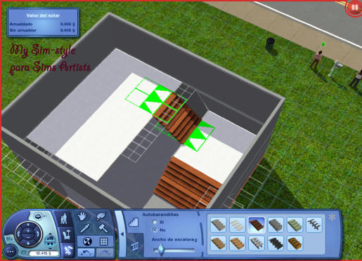 Tutorial, 2ª Parte: Cómo hacer una entreplanta [Los Sims 3] [Dificultad: media] 82b551439a0e8689310d55a1720aa8504g