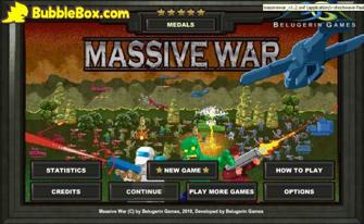 Massive War