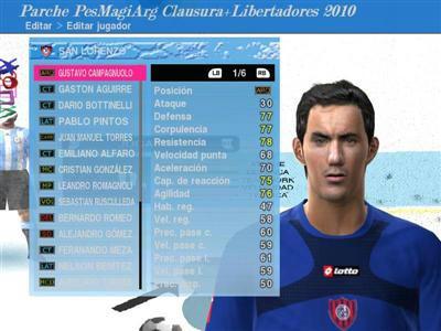 Nuevo parche Clausura Argentino+ Libertadores y Sudamericana 2010 84398eafedb2adee34f881eee8fb94274g