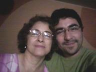 con mi amá