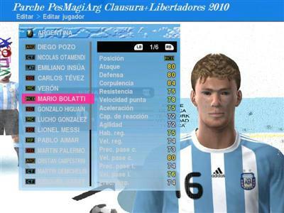 Nuevo parche Clausura Argentino+ Libertadores y Sudamericana 2010 993d997eaaf4fb4505b7ae9b0b9d7fa44g