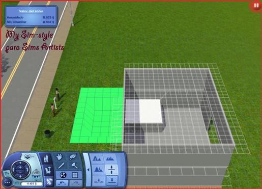 Tutorial, 2ª Parte: Cómo hacer una entreplanta [Los Sims 3] [Dificultad: media] 99c3c357138c4b0024deea0f532486a34g