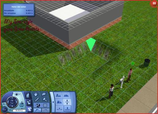 Tutorial, 1ª Parte: Cómo hacer una entreplanta [Los Sims 3] [Dificultad: media] 9bfbdc19da5a9e7599cd21535b23d0e94g