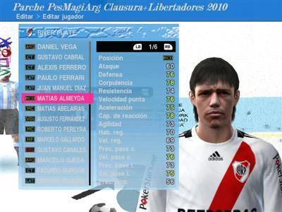 Nuevo parche Clausura Argentino+ Libertadores y Sudamericana 2010 A7bac12315fed98588b5f734ad6914b94g