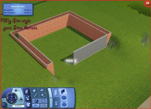 Tutorial sobre cimientos  [Los Sims 3] [Dificultad: media] Ad19ee2cbd2ab77ba96b09dff401ad9e4g