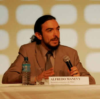 Alfredo Manevy, ex-Secretário Executivo do MinC