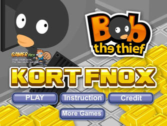 Bob The Thief 2 - KORT FNOX