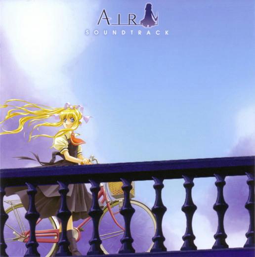 Anime Sound Fountain: AIR Movie SoundtrackAnime Sound Fountain