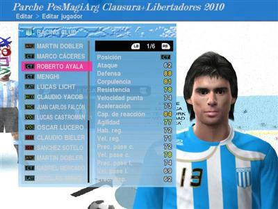 Nuevo parche Clausura Argentino+ Libertadores y Sudamericana 2010 C3db406b11fbe357afea2fd0faf78e884g