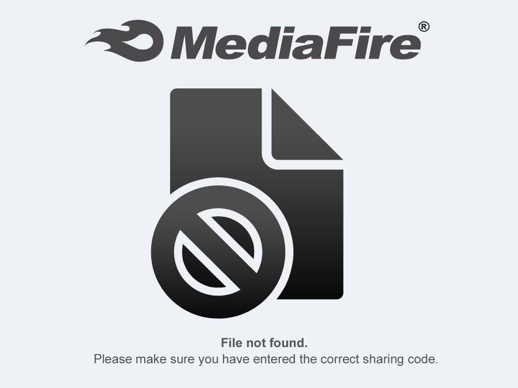The Walking Dead x Mediafire