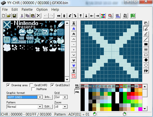 How to Make Your Own ExGFX - Old Tutorials - SMW Central
