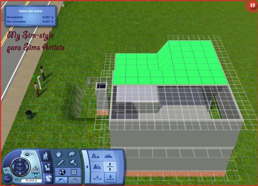 Tutorial, 2ª Parte: Cómo hacer una entreplanta [Los Sims 3] [Dificultad: media] Ca63846d7f5dde5a55fc14f3e92f8ccb4g