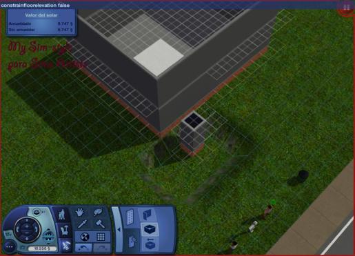 Tutorial, 1ª Parte: Cómo hacer una entreplanta [Los Sims 3] [Dificultad: media] Cd1b6307a87f1e90b53437756005d9604g