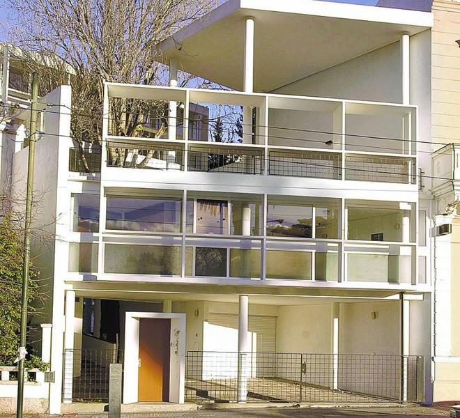 Casa curutchet le corbusier taringa - Le corbusier casas ...