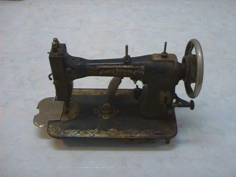 international rotary sewing machine