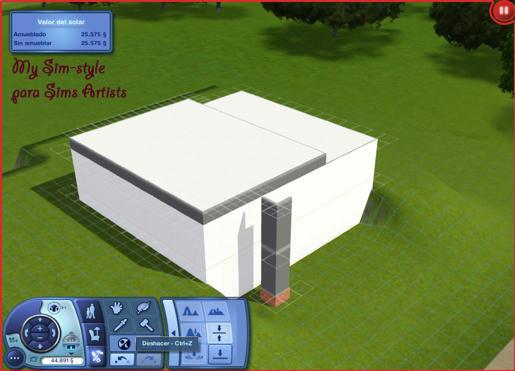 Tutorial: Cimientos en el techo [Los Sims 3] [Dificultad: media] Da4382764dbd3efdef71bc558b91c8324g
