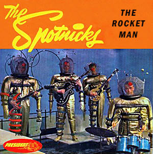 Spotnicks - Rocket Man