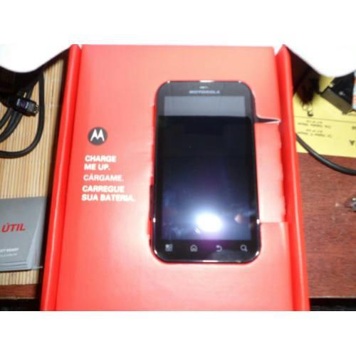 Mi Motorola Defy(Y te lo muestro)