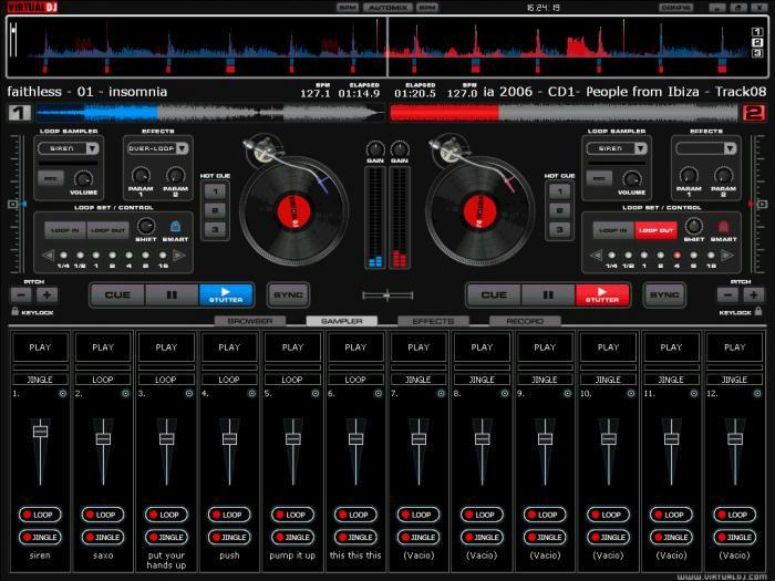 Como descargar e instalar virtual dj mezclador de musica youtube.