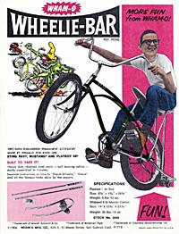 Wheelie-Bar