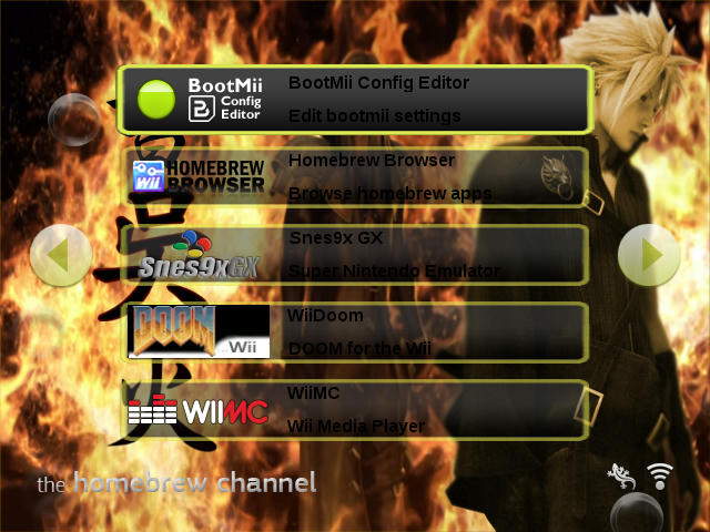 Member submitted Wii Themes for HBC and USB loaders