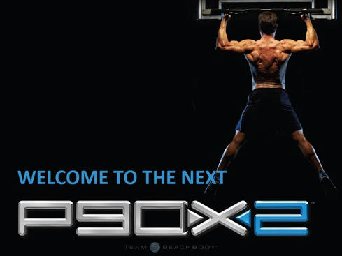 P90X 2 Workout (2011) [AVI] [FS/BS]