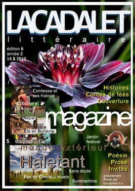 lacadalet summer issue 2010