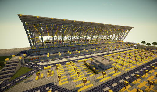 Dulles Airport V6 Maps Mapping and Modding Java Edition