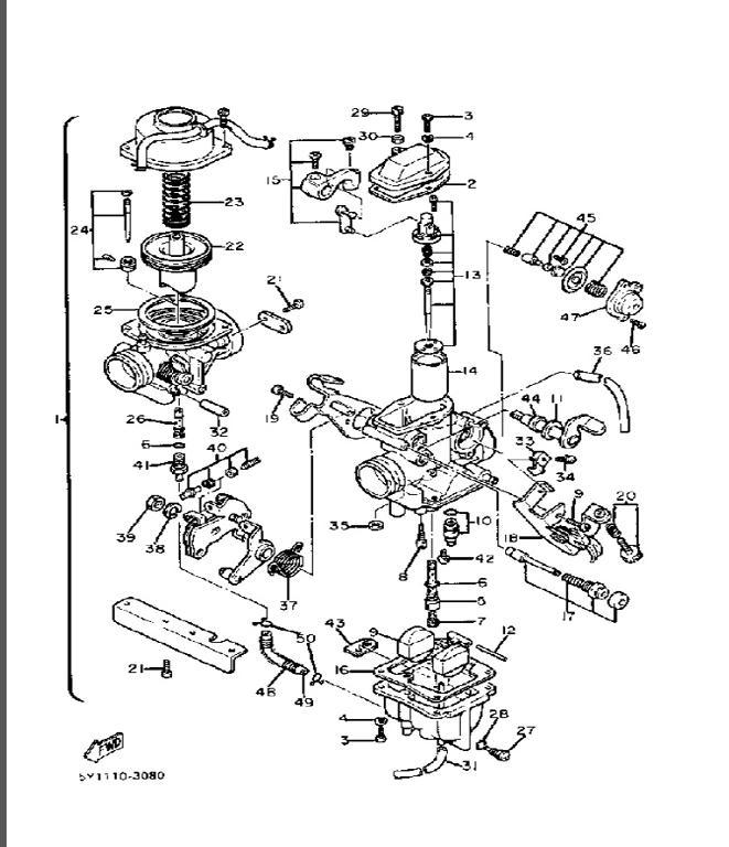 1979 yamaha xs1100 wiring diagram