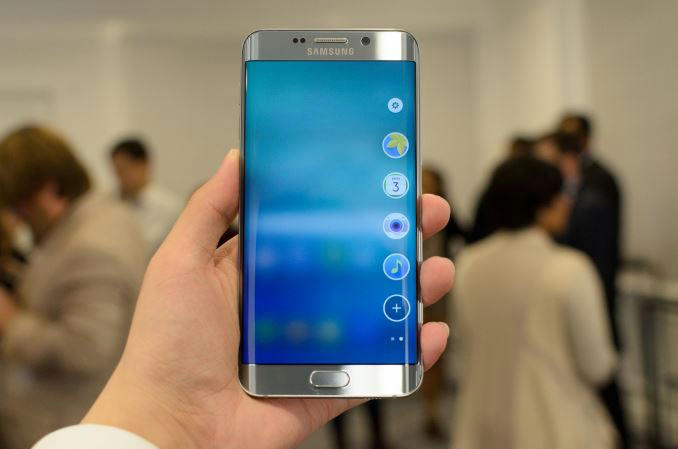 Samsung Introduces the Galaxy S6+ and Note 5 Ahead of Schedule