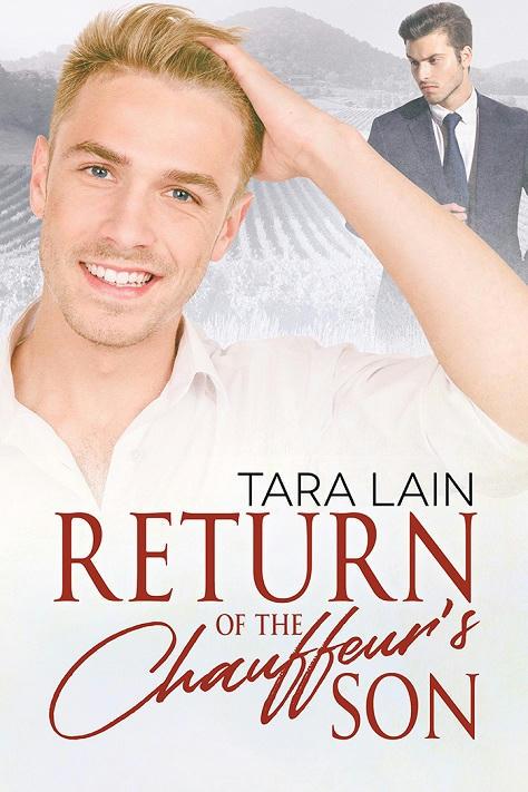 Tara Lain - Return of the Chauffeur's Son Cover