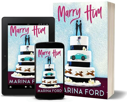 Marina Ford - Marry Him 3d Promo